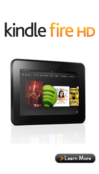 Learn Kindle Fire HD