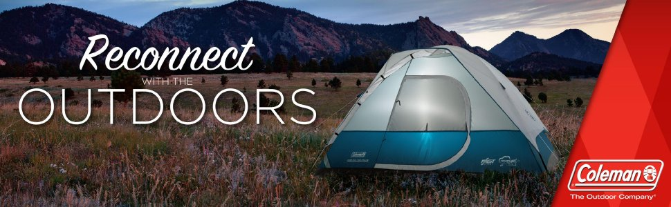 Shop Coleman Tents Online