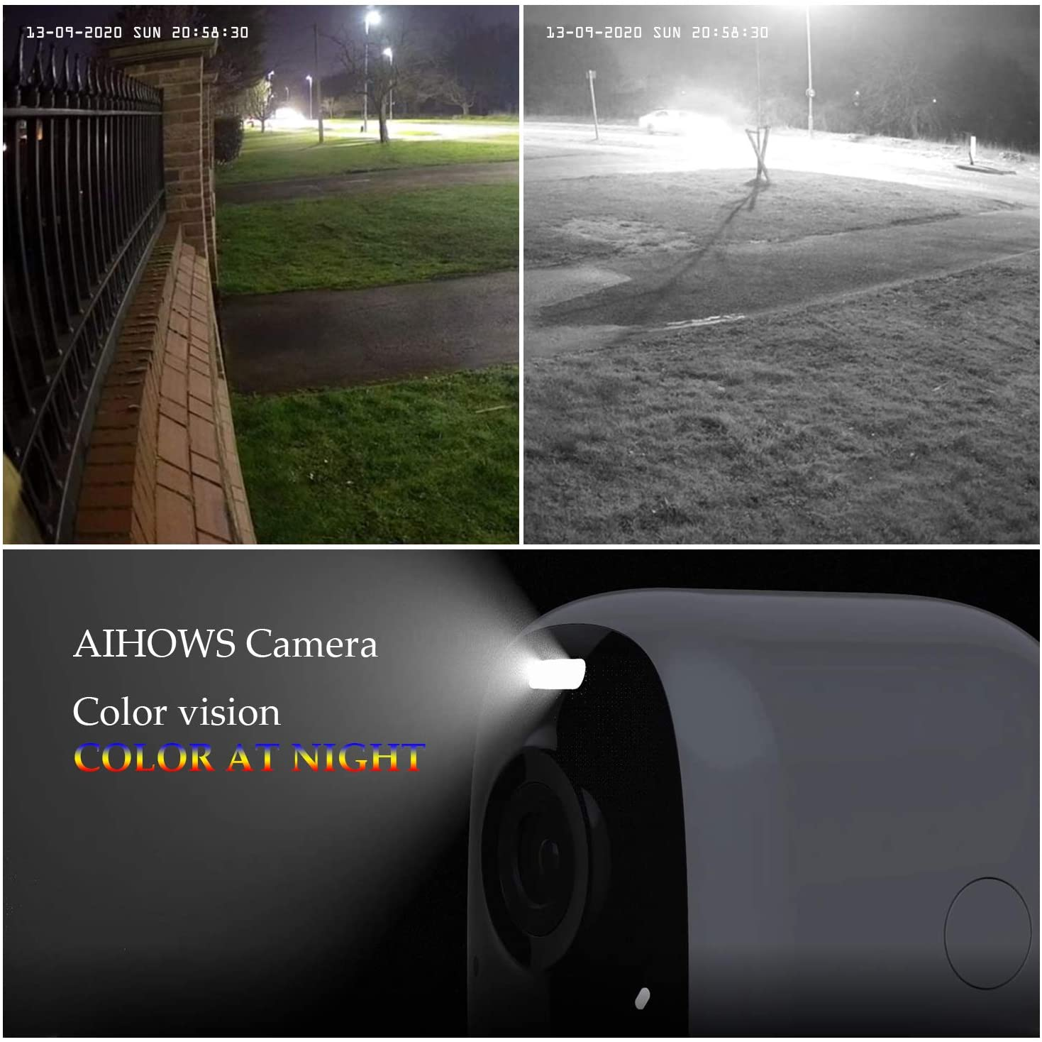 2MP Outdoor Wireless Smart CloudCam