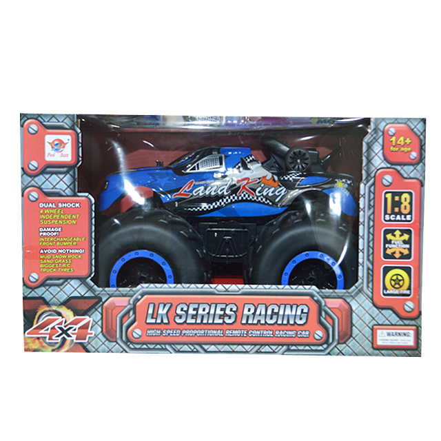 R/C TRUCK WITH CHARGER 1:8