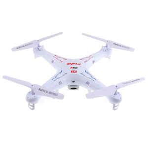 Syma X5C 2.4G 6 Axis Gyro HD Camera RC Quadcopter with 2.0MP Camera (Drone)
