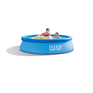 Intex Easy Set Swimming Pool - 8\